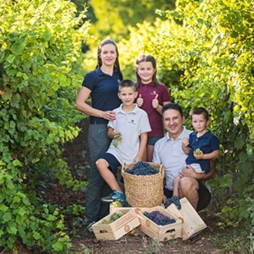 Семейни лозя и винарна ХАРАЛАМБИЕВИ