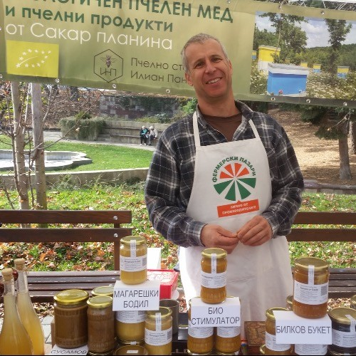 Пчелно стопанство Илиан Панов