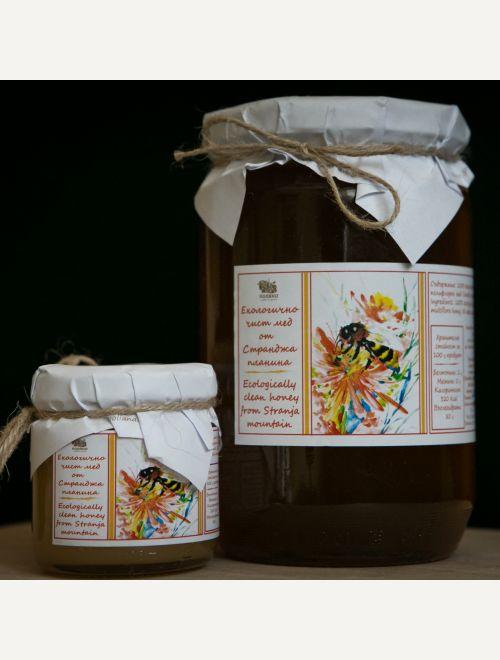 Полифлорен мед, био