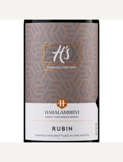 HARALAMBIEVI H's RUBIN 2019