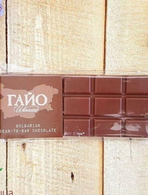 Млечен шоколад, малък