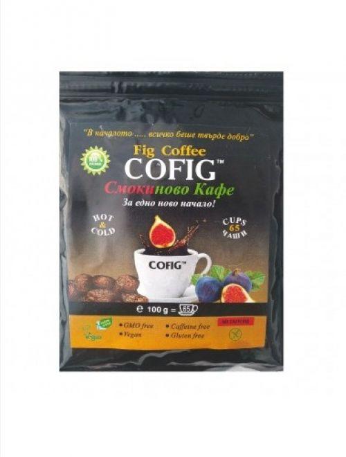 Cofig - смокиново кафе