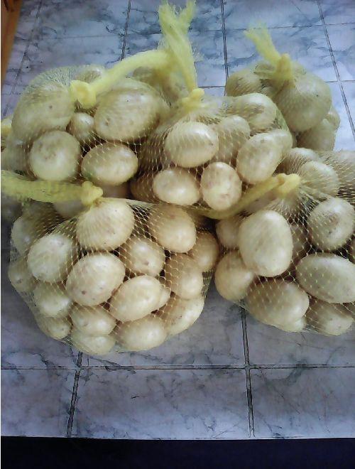 Картофи, био