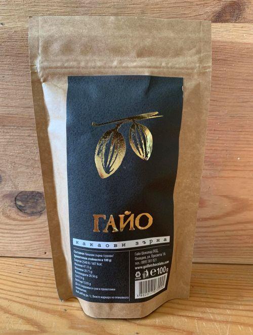 Сурови какаови зърна Hispaniola