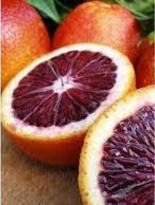Портокали, червени