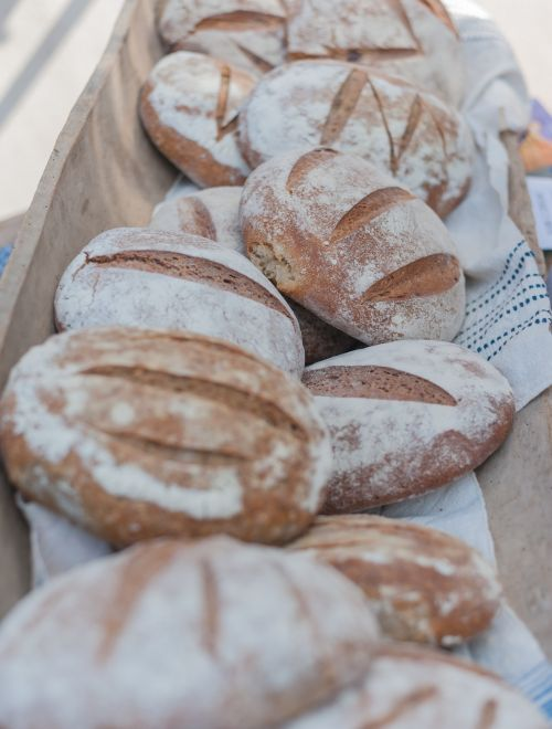 Пълнозърнест хляб от пшеница