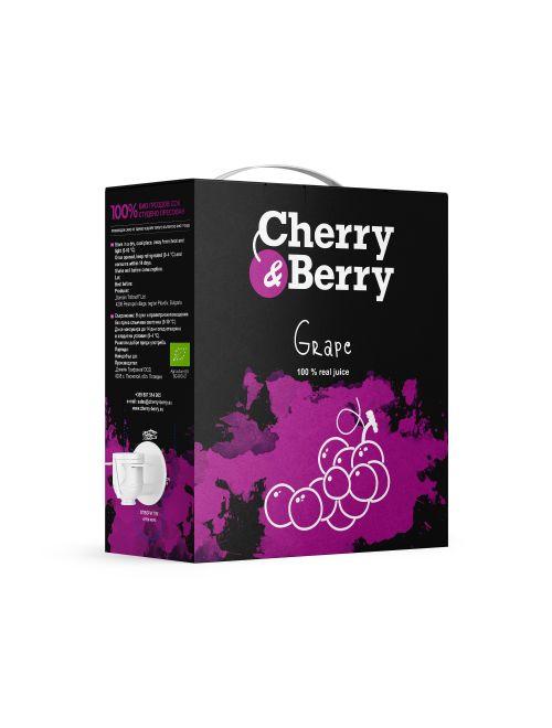 Био сок от грозде