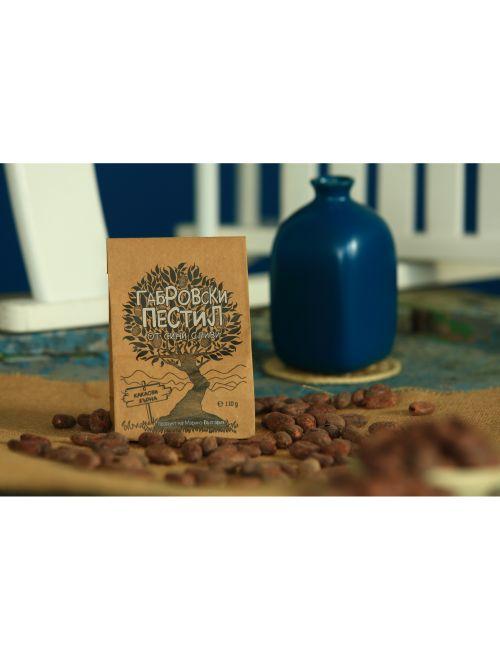 Габровски пестил с какаови зърна