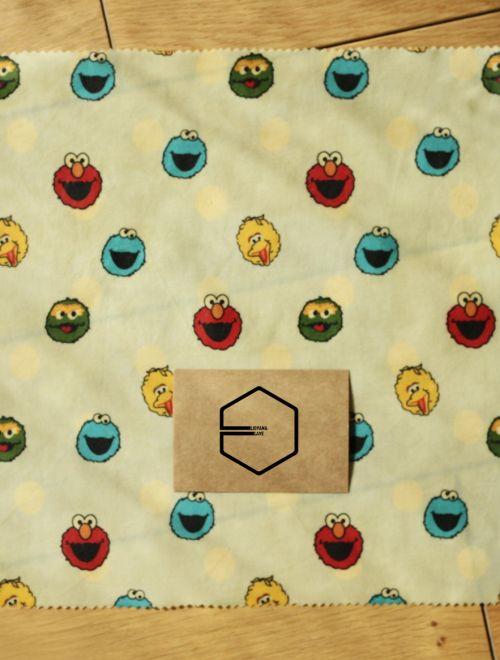 Восъчна кърпа 33х33 см