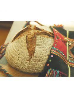 Хляб от спелта и ръж