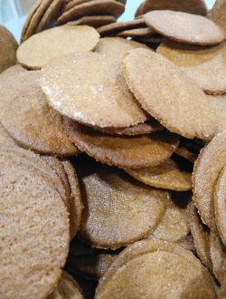 Джинджифилови бисквитки