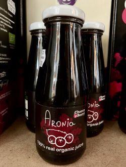 Био сок от арония, малка бутилка