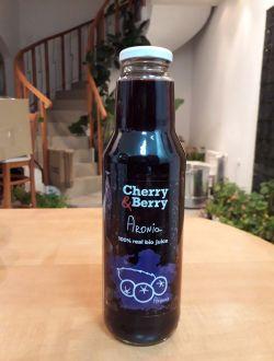 Био сок от арония, бутилка