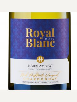 HARALAMBIEVI ROYAL BLANC Chardonnay 2019