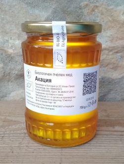 Биологичен пчелен мед Акация