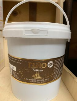 Какаово-лешникова паста, натурална