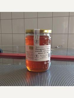 Пчелен мед Магарешки бодил, Слънчева метличина, Мана от дъб