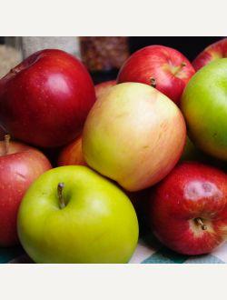 Ябълки, микс зелени и червени