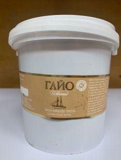 Кашу-какаова паста, кофа