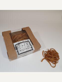 Прясна паста Талиателе, с лимец