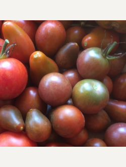 Чери домати микс