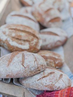 Хляб с маслини и зехтин