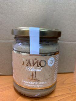 Кашу-какаова паста