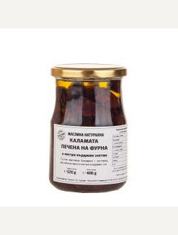 Маслини Каламата, печени на фурна SIORAS
