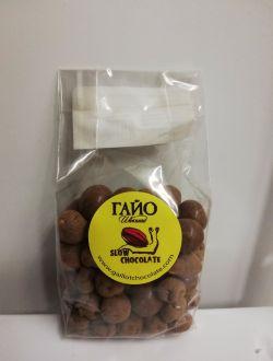 Шоколадови дражета с ядки и сушени плодове