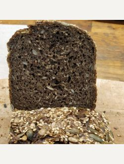Датски Ръжен Хляб