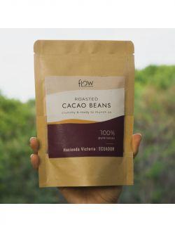 Печени какаови зърна