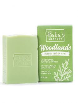Сапун Woodlands Baba's soapery