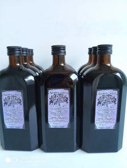 Лековит сироп от бъзак, с мед