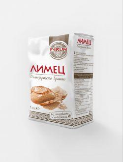Пълнозърнесто брашно от Лимец