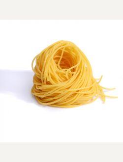 Прясна паста Спагети, с яйца
