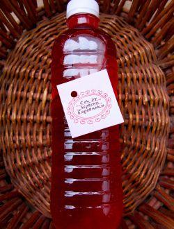Сок от червени боровинки - родопски лангюр