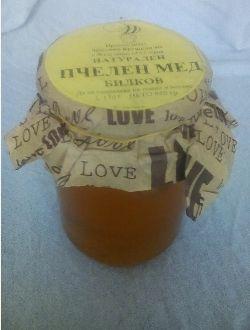 Билков пчелен мед